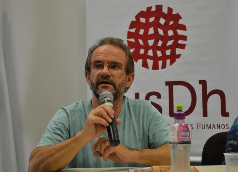 José Antônio Moroni, do colegiado de gestão do Inesc