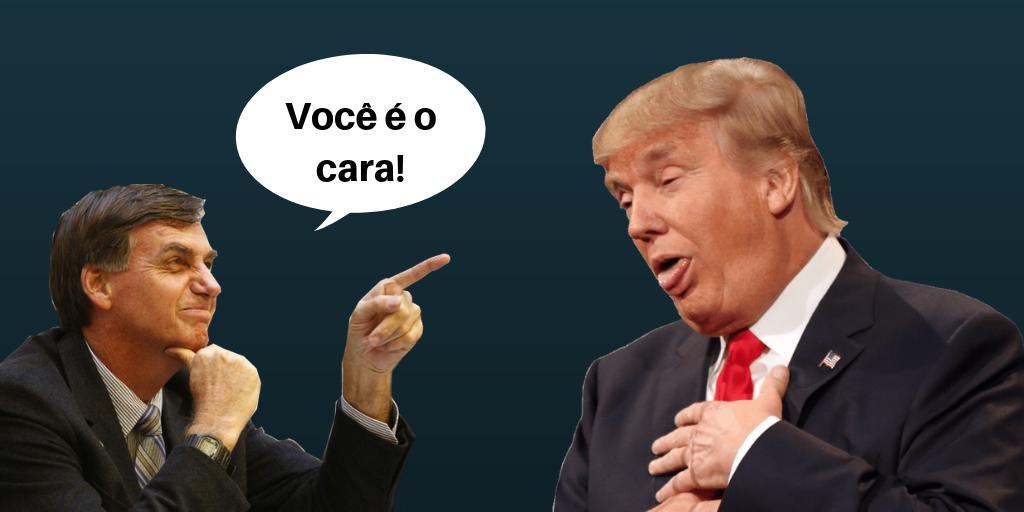 Como chegamos à era Trump - nos EUA e no Brasil - INESC